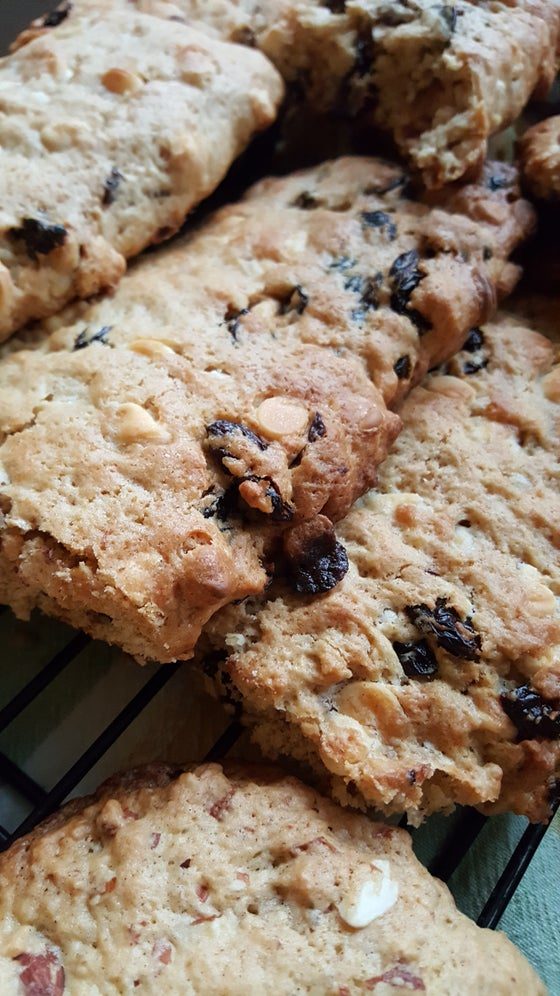 Image of Cranberry Almond Biscotti