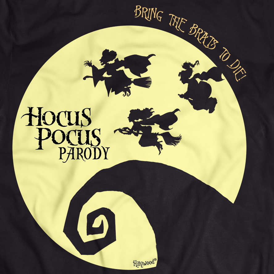 Image of THE HOCUS POCUS BEFORE CHRISTMAS TEE