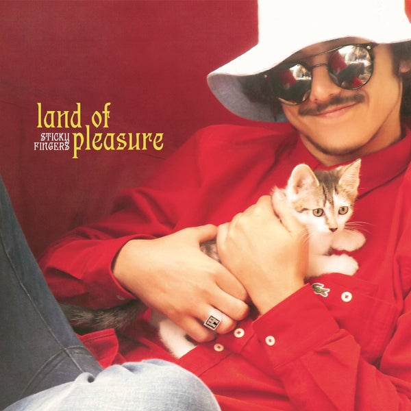 Image of Land Of Pleasure - Album