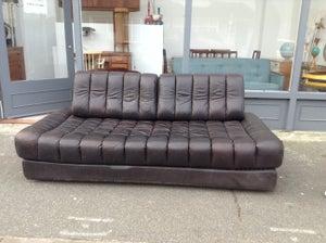 Image of 1970s de sede sofa bed