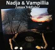 Image of Nadja&Vampillia Split Lp