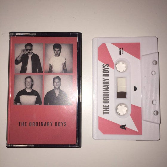Image of S/T Album - Cassette Version