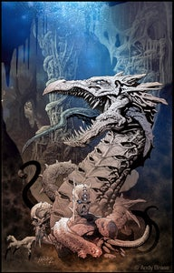 Image of Dragonizor- 13 x 19 Limited Print (signed)