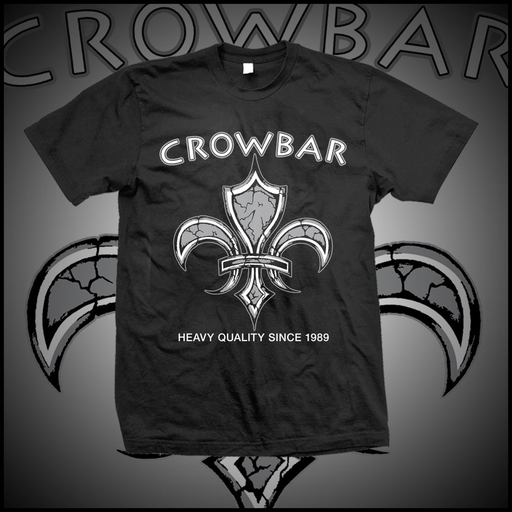 "Image of CROWBAR ""HW QUALITY"" T-SHIRT"