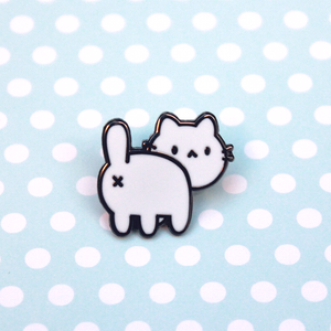 Image of Cat Butt Pin