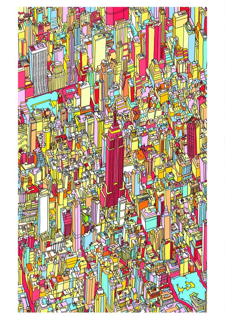 Image of New York GridD
