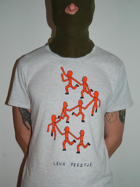 Image of Leuk Feestje T-shirt