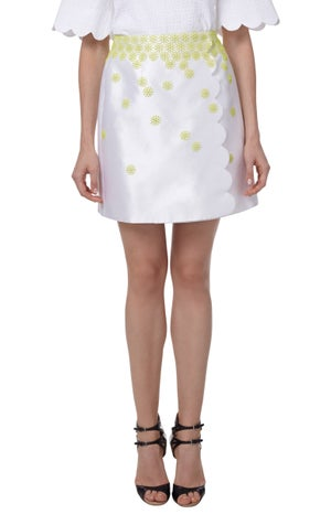 Elderberry Skirt $565 - Melissa Bui