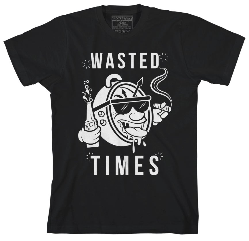 Image of WASTED TIMES