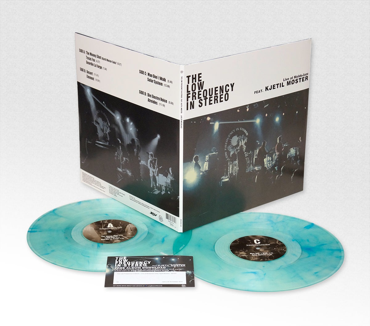 """Image of The Low Frequency In Stereo """"Live At MoldeJazz"""" LP"""