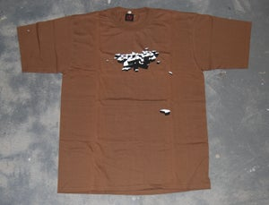 Image of TDR™ vs Shop33 'Explosion' T-Shirt