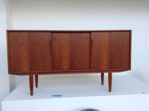 Image of 1960s axel Chritiansen teak sideboard