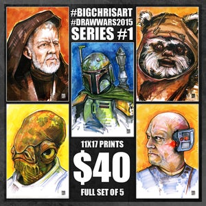 Image of Star Wars - Series #1