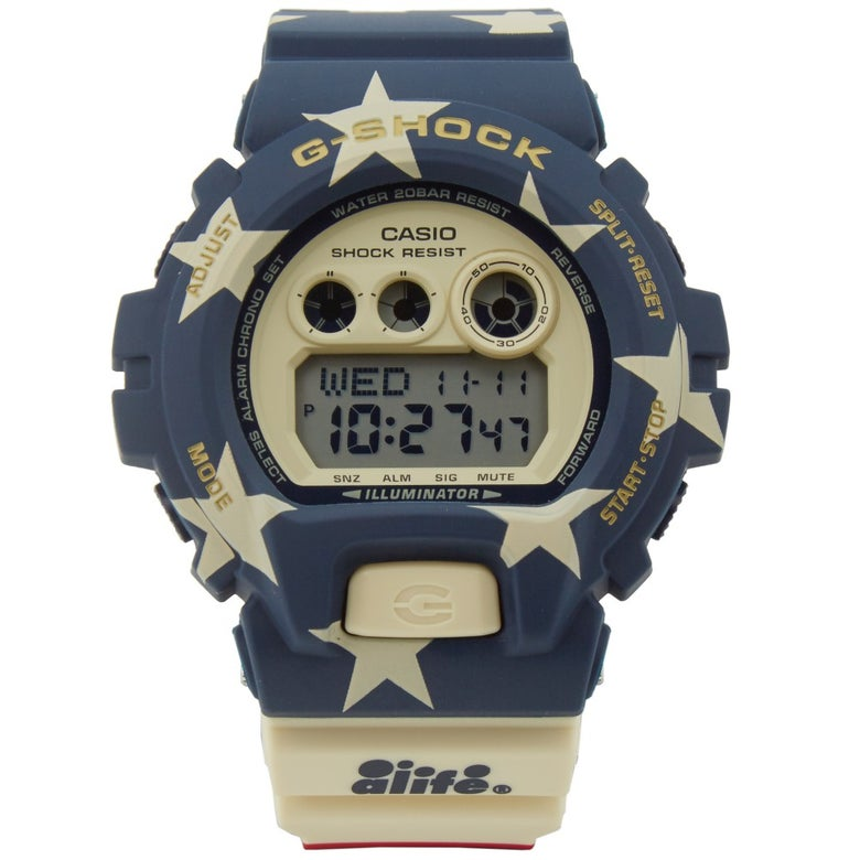 "Image of Casio G-Shock x Alife GDX6900AL-2 ""Stars and Stripes"""