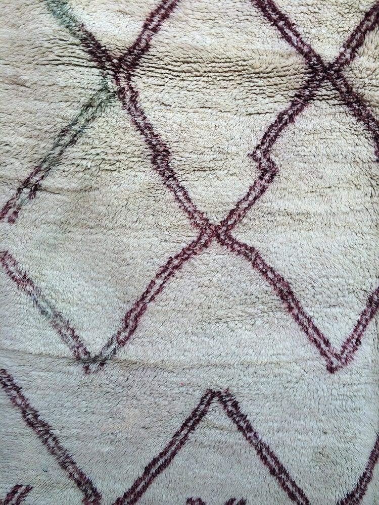 Image of R14 - Beni M'rirt Rug