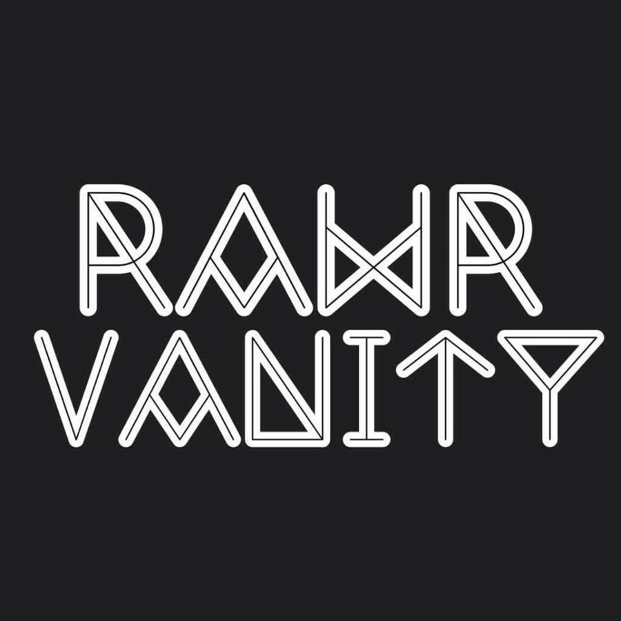 Image of Rawr Vanity Self Titled EP 2015