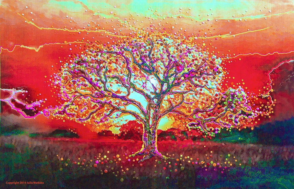 Image of The Theta Healing Tree - Deep Subconscious