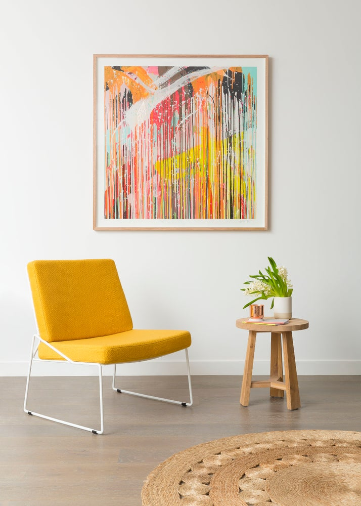 Image of Arapiles Print Limited Edition