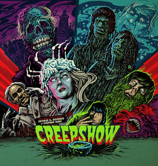Image of Creepshow soundtrack cover