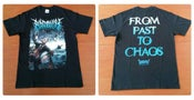 Image of BLOODGUSH - FROM PAST TO CHAOS TSHIRT