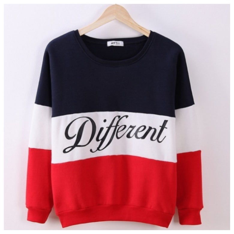 Image of Red Be Different Sweater