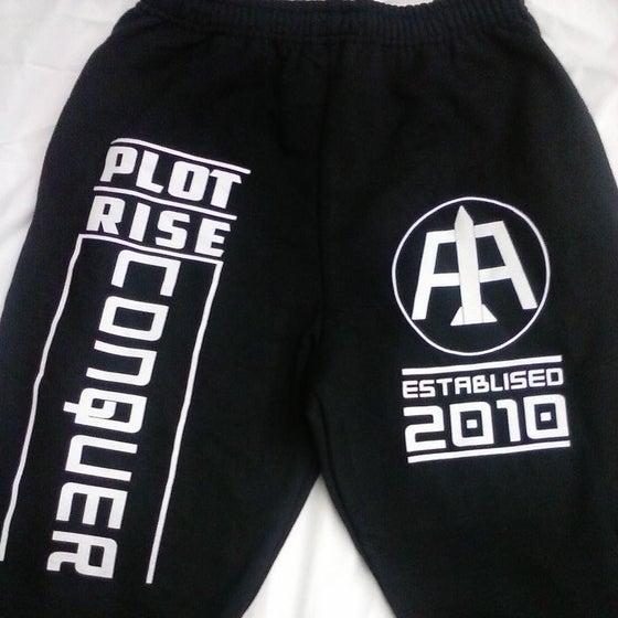 Image of Plot, Rise, Conquer / Establiséd 2010 Sweatpants