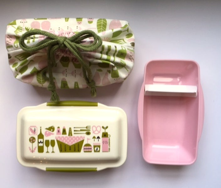 Image of WINTER BENTO BOX SET