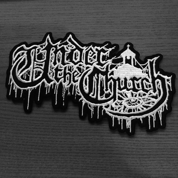 Image of UNDER THE CHURCH Embroidery Patch