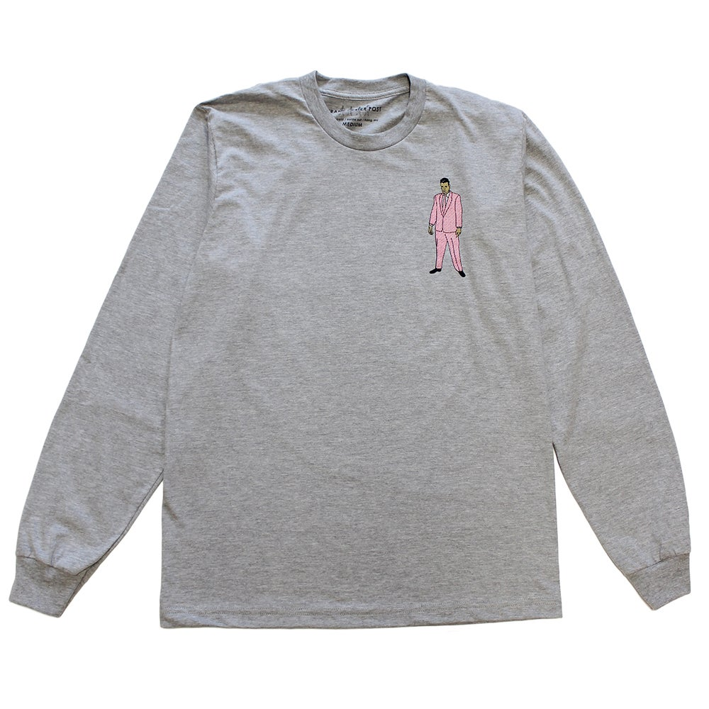 Image of FFP PINK ANGEL-O LONGSLEEVE