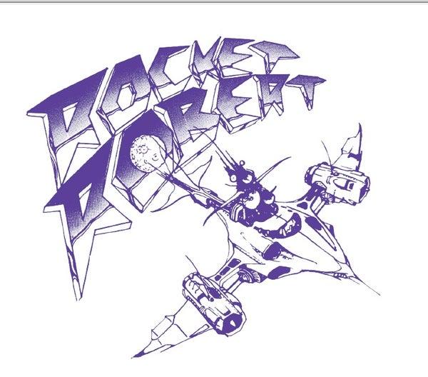 Image of 'Rocket Robert' (GKL004 / GKL004CD) ALL EDITIONS