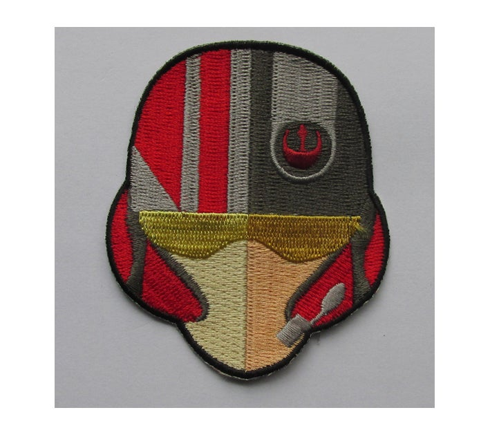 Image of Poe Dameron The Force Awakens Pilot Patch