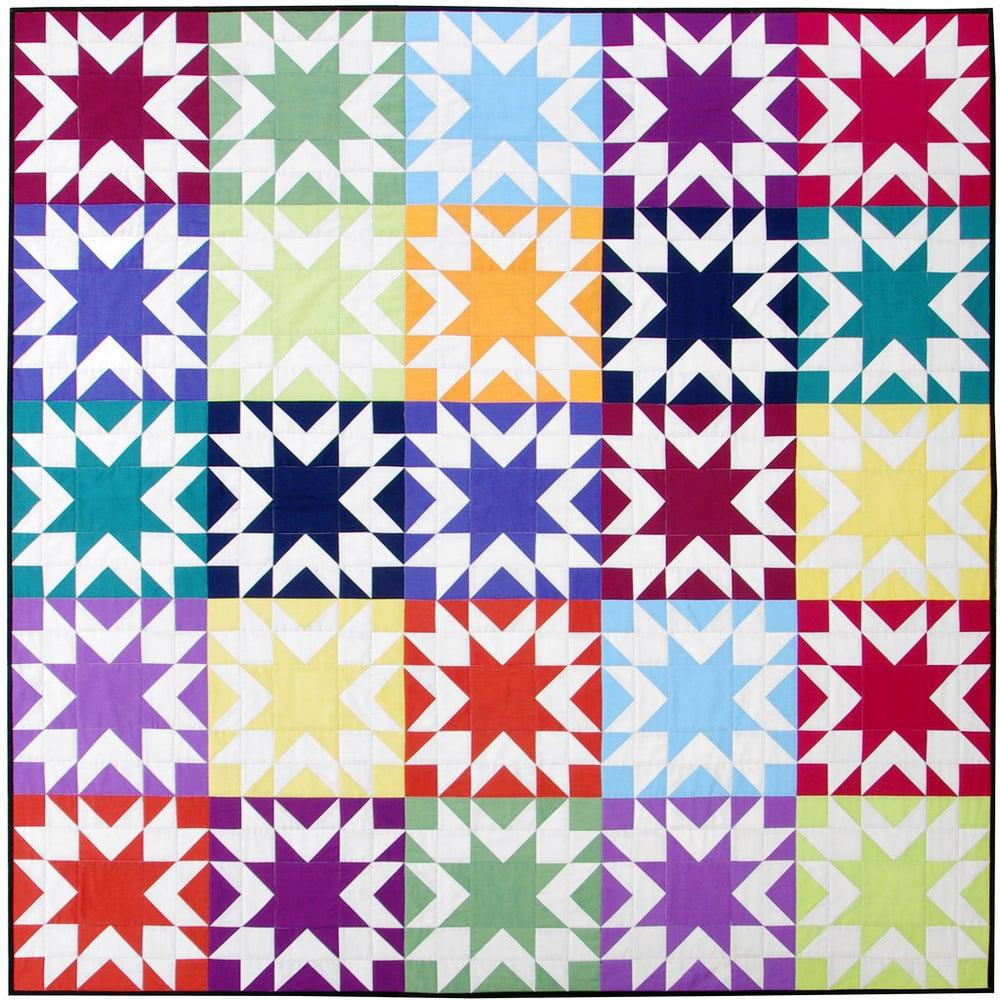 Image of Memories Quilt Pattern (pdf file)