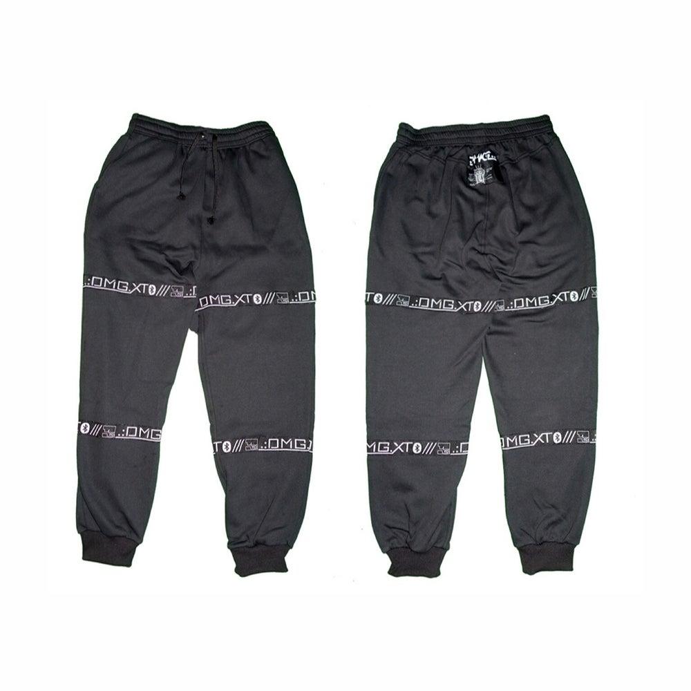 Image of DVMVGE KY$' Basic Strap Sweatpants