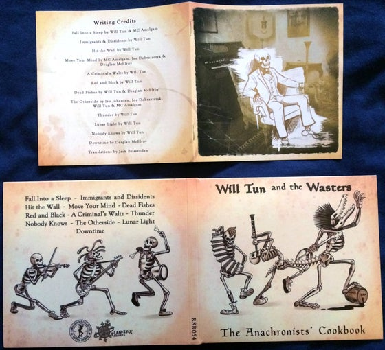 Image of The Anachronists' Cookbook