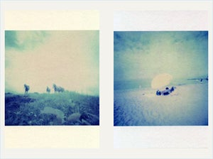 Image of Blue series :::... 01