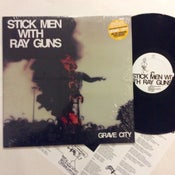 Image of STICKMEN WITH RAY GUNS - Grave City LP (End Of An Ear)