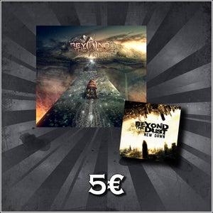 "Image of ON SALE !!! ALBUM ""KHEPRI"" + EP ""NEW DAWN"""