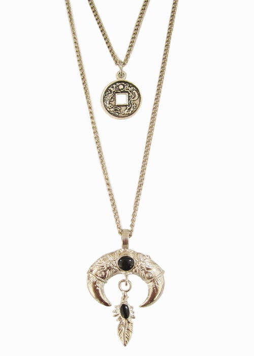 Image of Oriana Layered Necklace - SALE!