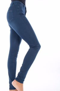Image of Super stretch jeans - blue