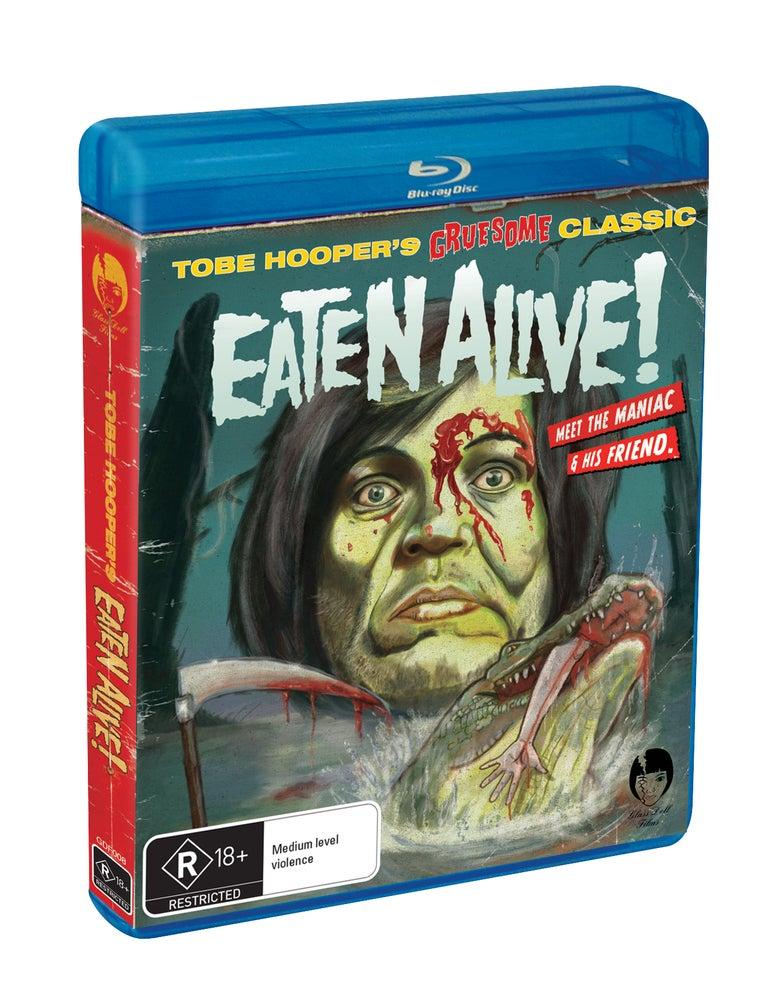 Image of Eaten Alive (Bluray)