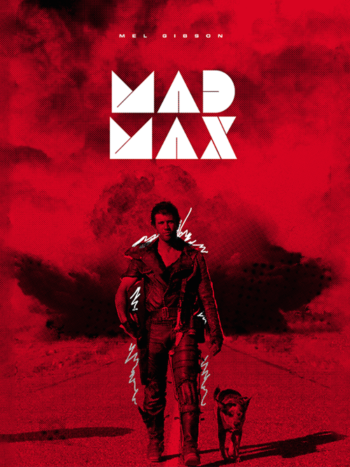 Image of Mad Max Poster