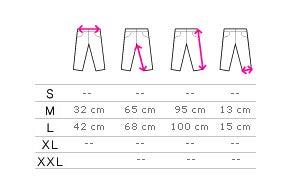 Image of Urban Flavours HOAX11 Surveyor 2 blk Pants