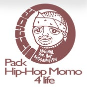 "Image of Pack ""Hip-Hop Momo 4 life"""