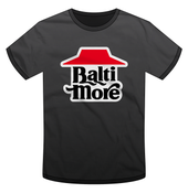 Image of Bmore Delivery - Black -NEW!-