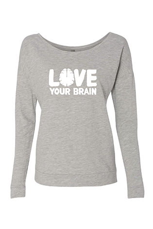 Image of Women's Long Sleeve Scoop