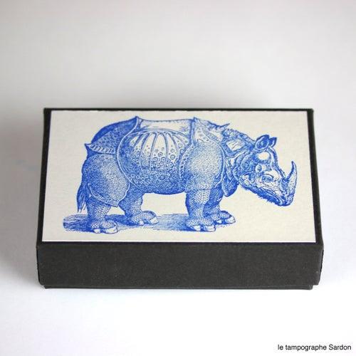Image of Rhinocéros