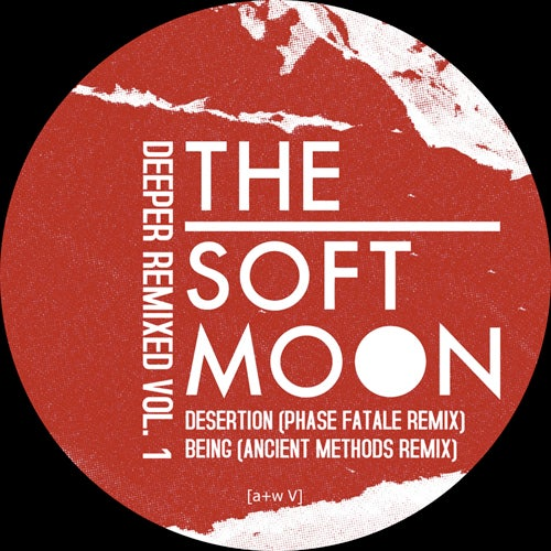 Image of [a+w V] / [CTSP-027] The Soft Moon - Deeper Remixed Vol. 1 12""