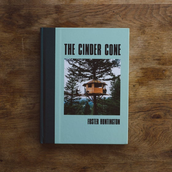 Image of The Cinder Cone Build Book
