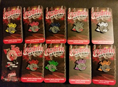 Image of LSP HAT PINS (MULTIPLE COLORS)