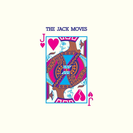 Image of The Jack Moves LP